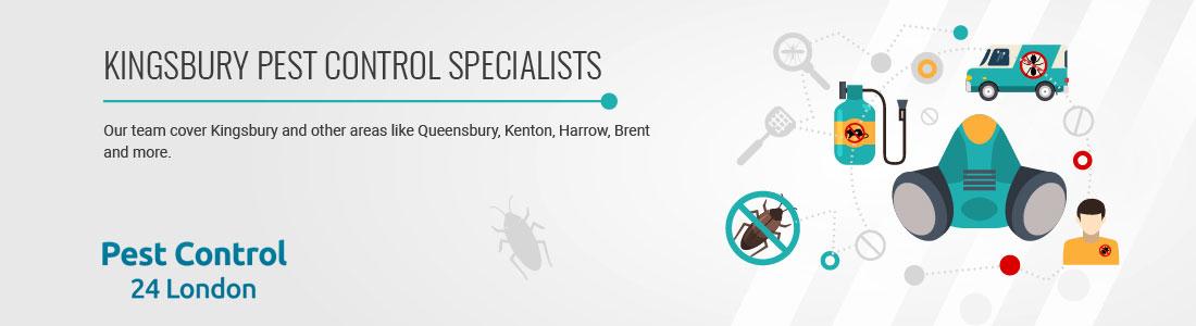 Kingsbury Pest Control