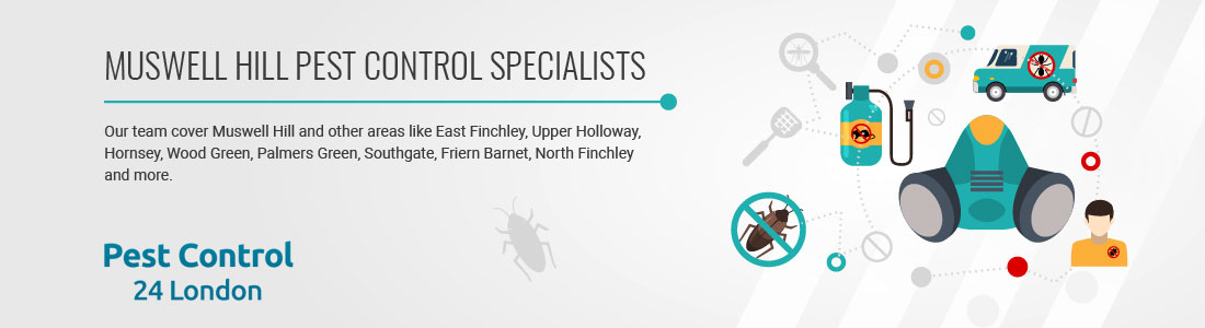 Muswell Hill Pest Control