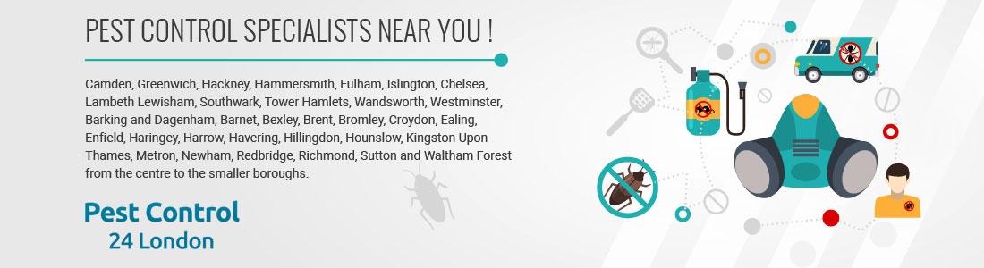 Pest Control Locations