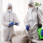 Disinfection Services & Deep Cleaning